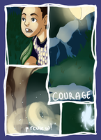 Courage: Preview by danidrastic