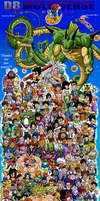 DBM tribute 400 pages col by BK-81