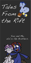 TRtR20: Like brothers by InfinitysDaughter