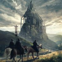 Eyrie. Game of Thrones by Lensar