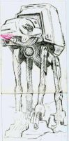 PSC's: Imperial Walker by JasonShoemaker