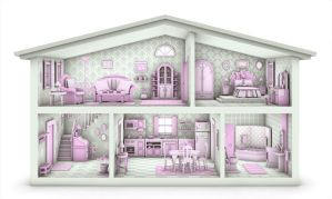 Dollhouse by caillu