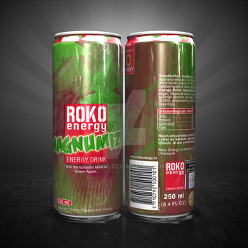Roko Energy - Magnumize by Turmz