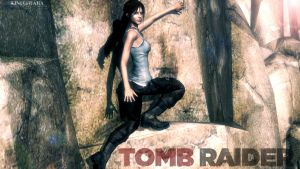 Lara Croft Tomb Raider 9 by Kinia24Lara