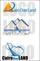 Cairo Over Land Logo by XtrDesign