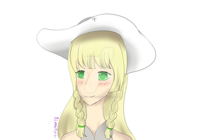 Pokemon Lillie by Hollypop1993