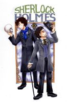 Secret Sherlock Santa by Quatrina