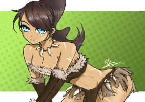 NIDALEE! by shrimpale