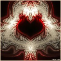 With love from me to you by Brigitte-Fredensborg