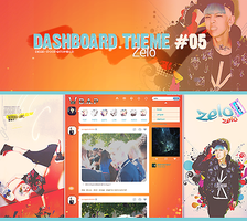 Tumblr Dash 05 -Zelo- by Min-Jung