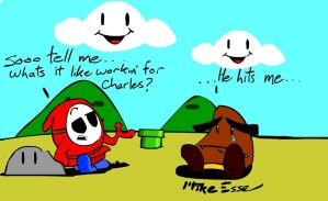 The Abused Goomba by MiketheMike