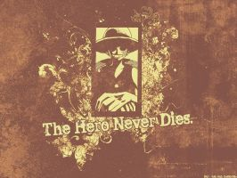 The Hero Never dies by TheAceOverlord