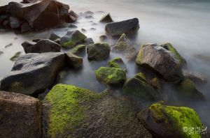 Rocks and Waves II by mhmalali
