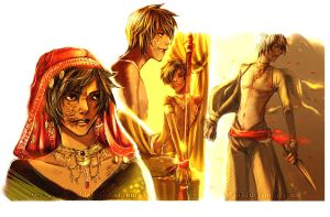 Cities of Gold by Yaoi-World