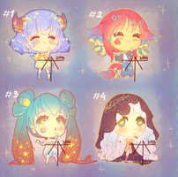 [CLOSED]  Cute adopts ! by Hell-Alka