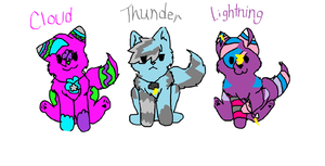 More Adopts CLOSED by turtlepower04