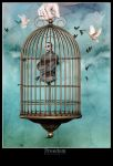 Caged Freedom by Rebelmommy