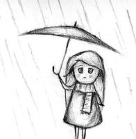 30. Under the Rain by bluerockblue