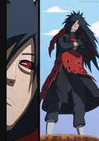 Resurrected Madara by LordSarito