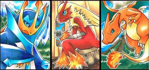 More Pokemon Cards by Ashayx