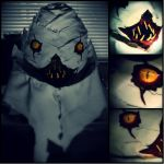 Death Note Sidoh Mask IIII Finished by Satanizmihomedog