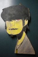 Murdoc phase 1- wood by 23-hour-party-people
