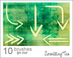 GIMP Arrow Brushes by Project-GimpBC