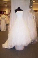 Wedding Gown Stock Series 28 by MissyStock