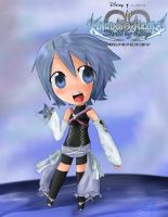 Chibi Aqua by HappySmileGear