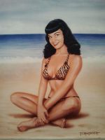 Bettie by the Beach by casey62