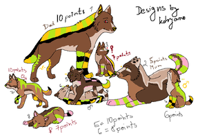 Family Adoptable by kat-adopts
