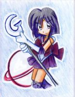 Sailor Saturn by bchan