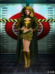 Britney Spears as Lady Serpentor (Fake) by DrVillain