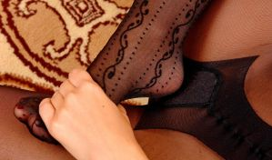My pantyhose by yeahmesay