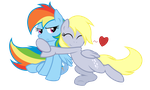 Friendship - Hugs went right by abydos91