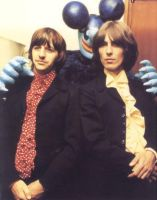 Ringo And George by RingoStarr911