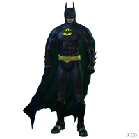 BAK - Batman (1989) by Postmortacum