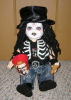 Little Wednesday 13 by thedollmaker