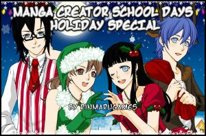 Manga Creator: Holiday Special by Rinmaru