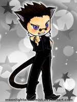 FullMetal Kitty: Greed by MoonlightAlchemist