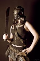 gas mask by Little-Hunter