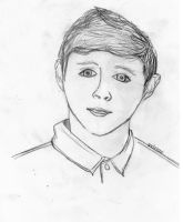 One Direction: Niall Horan by dawnleapord