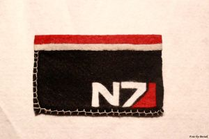 N7 etui by EamyCross