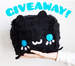 Cat Plush Giveaway by CosmiCosmos