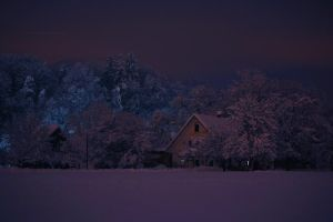 tell me a winter story before i fall asleep by Shadows-in-Twilight