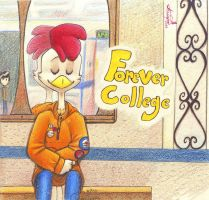 Forever College by IcebergLonely