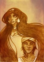 im a pirate, youre a princess by bidrohi