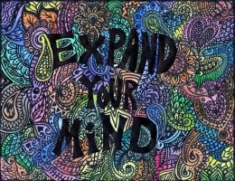 Expand Your Mind by Liquid-Mushroom