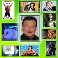 Robin Williams Tribute by Inkheart7