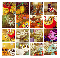 HalloweenNeoIcons by Jagveress